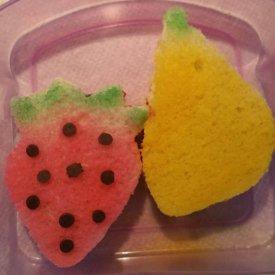 Strawberry & Pear