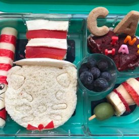Dr Suess Day/Cat in the hat